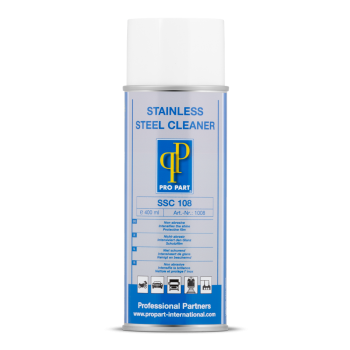 STAINLESS STEEL CLEANER 400 ml