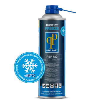 RUST EX FREEZE 500 ml